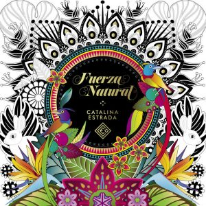 Fuerza Natural Coloring Book