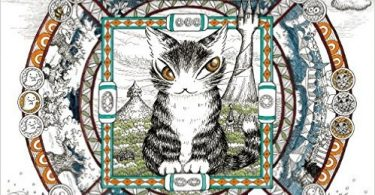 dayanthecat 375x195 - Fuerza Natural Coloring Book
