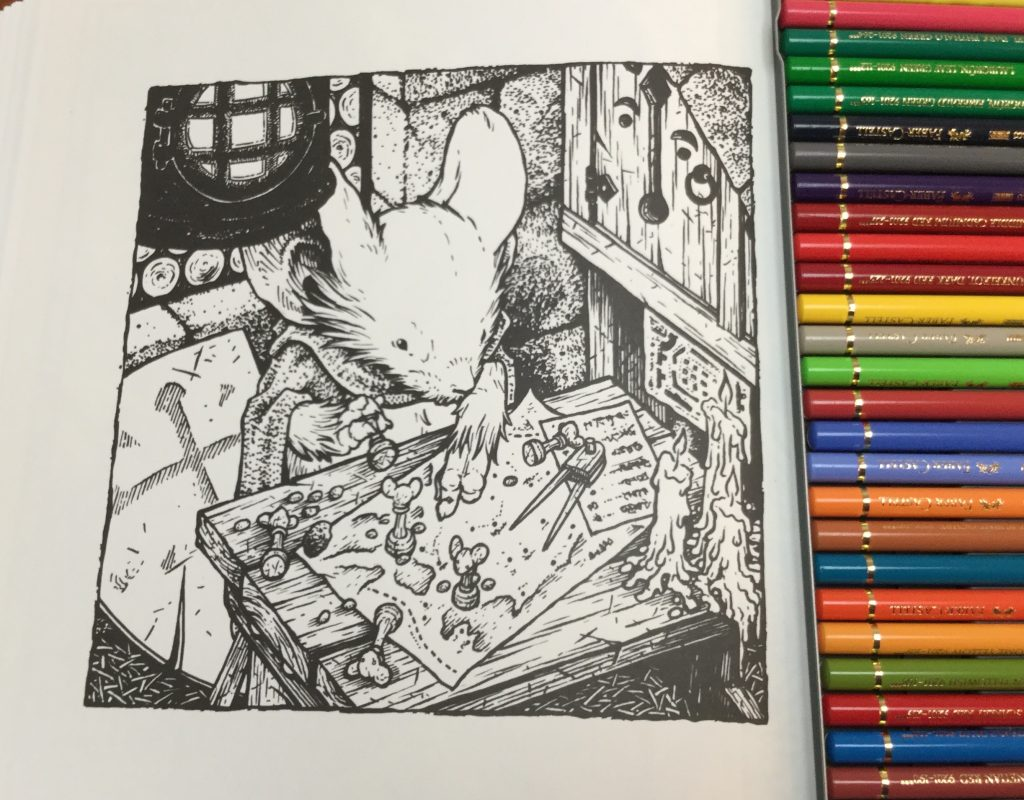 FullSizeRender 3 1 1024x800 - Mouse Guard Coloring Book
