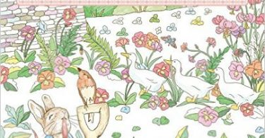 PeterRabbitsWorldToEnjoy 375x195 - Mouse Guard Coloring Book