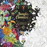 JunglaCosmicacover 150x150 - The Garden of Earthy Delights - Adult Coloring Book Review