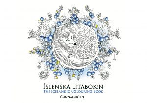 Íslenska litabókin – The Icelandic Colouring Book