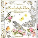 Zauberhafte Natur cover 150x150 - Snow White  Kawade Shobo Coloring Book Review