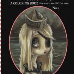 Misfits Coloring Book 150x150 - Zendoodle Coloring - Baby Animal Safari  Coloring Book Review