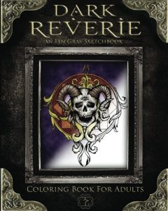 Dark Reverie Coloring Book Review