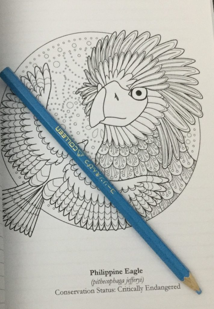 ExoticColouringNotebookReview 1791 711x1024 - The Exotic Colouring Notebook