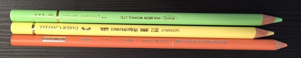 FullSizeRender 12 e1488777314300 1024x199 - Holbein Colored Pencils (150 pc) Set Review