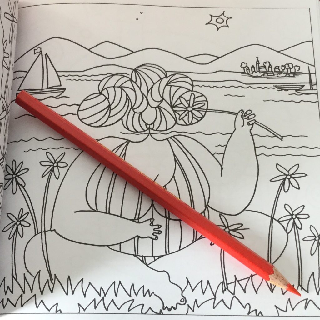 Dikke Dames Coloring Book Review18 1024x1024 - Het enige echte Dikke Dames kleurboek voor volwassenen