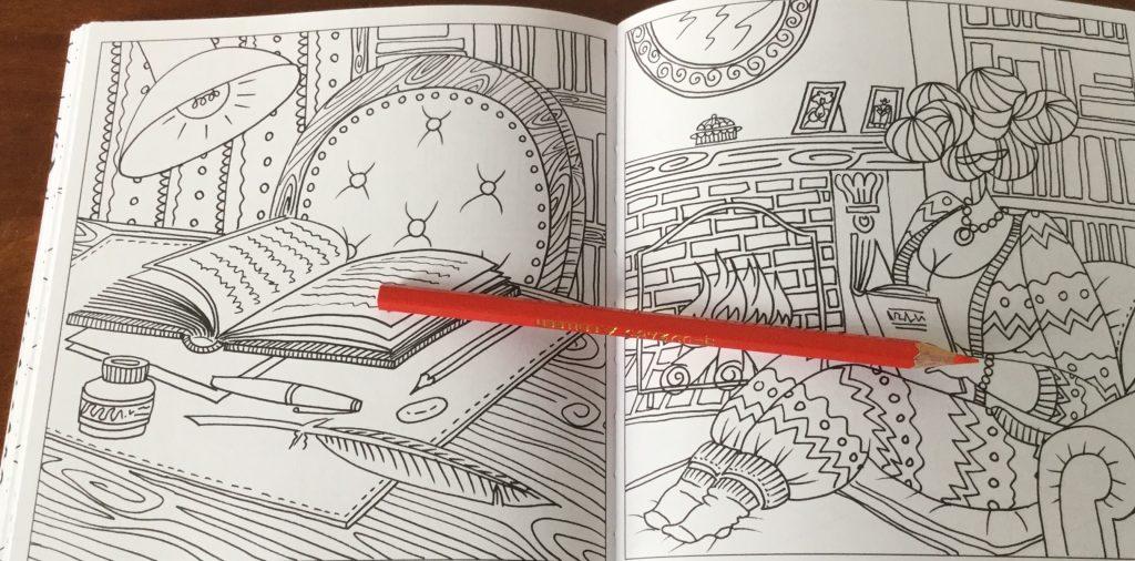 Dikke Dames Coloring Book Review16 1024x506 - Het enige echte Dikke Dames kleurboek voor volwassenen
