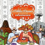 DikkeDames 150x150 - Midnight Gardens Coloring Book Review