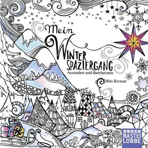 Mein Winterspaziergang Coloring Book Review