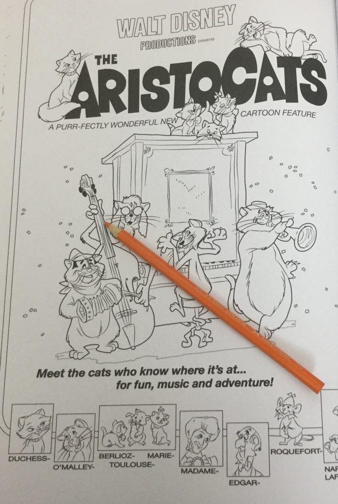 Les Affiches Mythiques Disney A Colorier Coloring Book Review