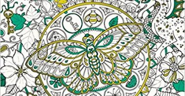 ivyandtheinkybutterflly 375x195 - Elves in Wonderland: A Coloring and Puzzle-Solving Adventure for All Ages