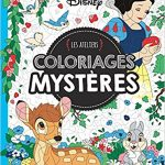 DisneyColoriages 150x150 - Fuerza Natural Coloring Book