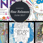 new coloring book releases
