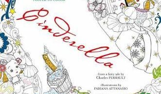 cinderella 331x195 - Mucha Coloring Book Review
