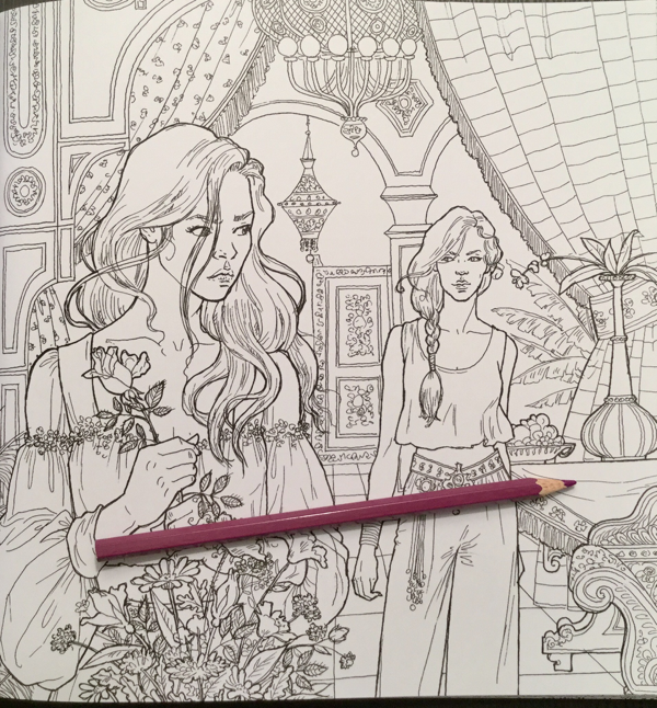Acotar Coloring Book End Quotes 1296 Best A Court Of Wings And