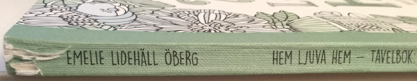 shipping damage 17 - Hem ljuva hem Coloring Book Review