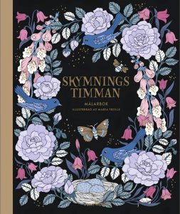Skymningstimman Coloring Book Review