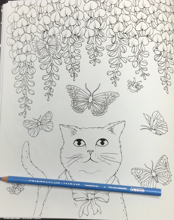 Skymningstimman Coloring Book Maria Trolle 17 - Skymningstimman Coloring Book Review