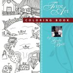 American Folk Art Coloring Book Gayle Barff1 150x150 - The Curious Coloring Book - Faery Forest Review
