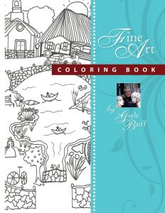 American Folk Art  Coloring Book Review