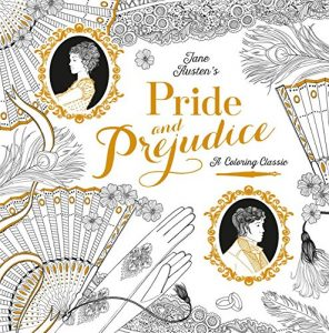 Pride and Prejudice Coloring Book Review