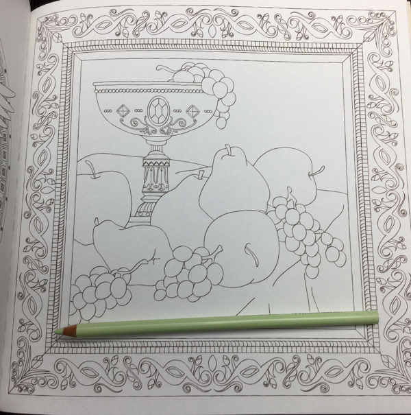 Goddesses of Greek Myths Coloring Book Review 9 - Goddesses of Greek Myths Coloring Book Review