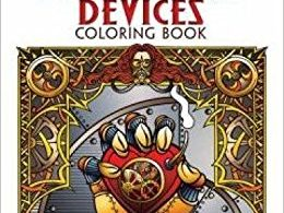 steampunkdevices 260x195 - The Day We Finally Meet Coloring Book Review