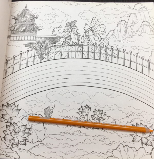the day we finally meet korean coloring book review 13 - The Day We Finally Meet Coloring Book Review