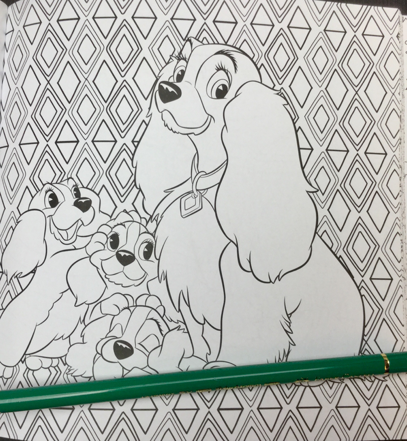 Disney Babies Coloring Book review  15 - Disney Babies Coloring Book Review