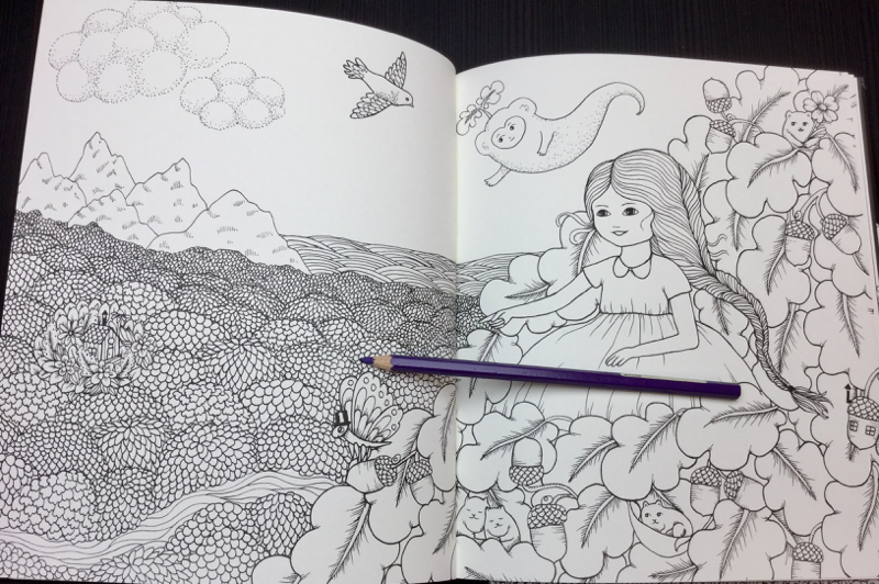 droomreis coloring book review  45 - Droomreis Coloring Book Review