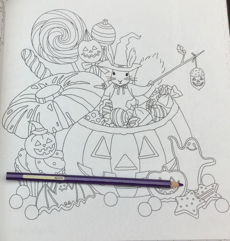 animals flowers coloring book 37 - Animals Of The Flower Time  Coloring Book Review
