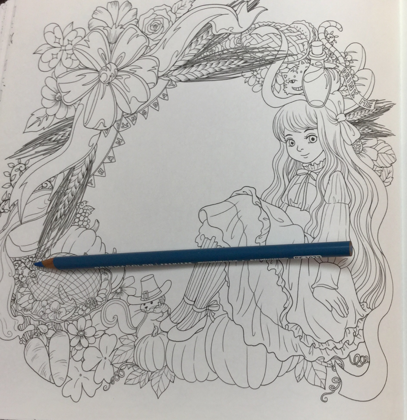 remember alice coloring book review  29 - Invitation to Alice in Wonderland: Remember Alice Coloring Book Review