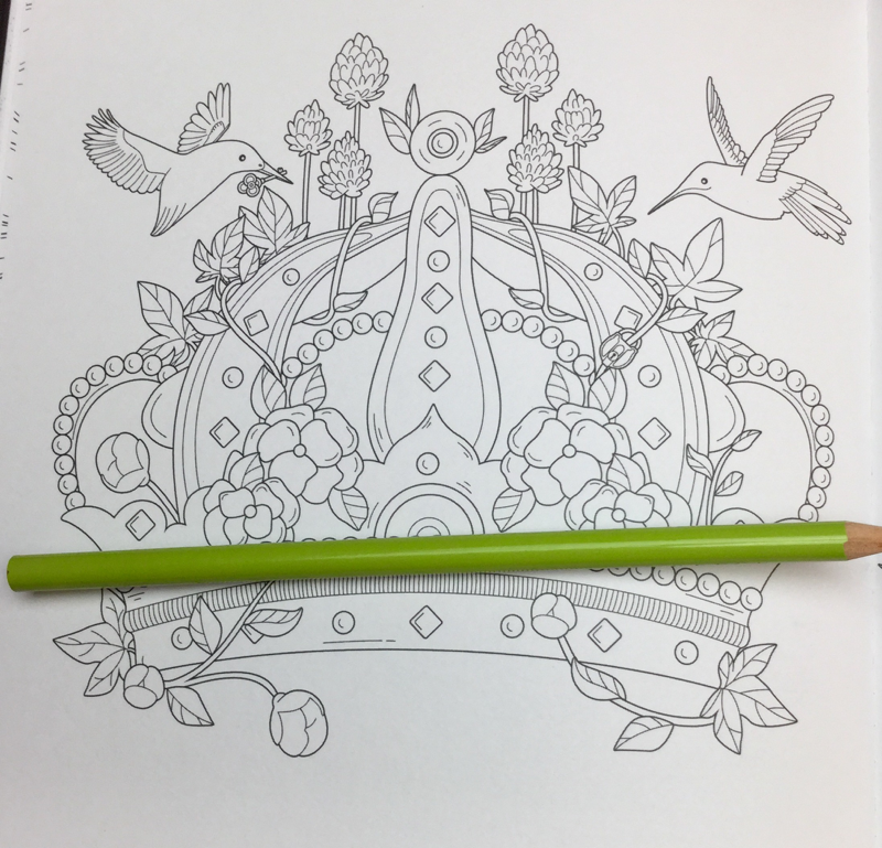 once upon a time coloring book review 27 - Once Upon A Time Coloring Book Review