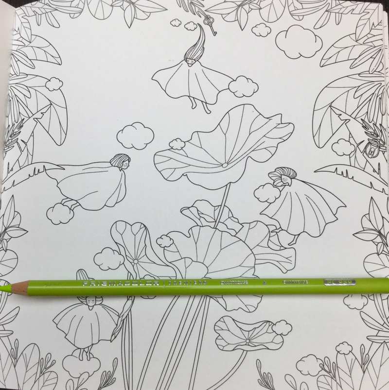 once upon a time coloring book review 31 - Once Upon A Time Coloring Book Review