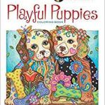 playfulpuppiescoloringbook 150x150 - Belles and Blossoms Coloring Book Review