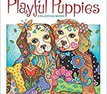 playfulpuppiescoloringbook 220x195 - To The Ends of the Earth And Back Again Coloring Book Review