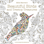 beautifulbirds 150x150 - Curious Creatures Coloring Book Review