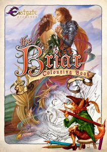 The Briar Coloring Book Review
