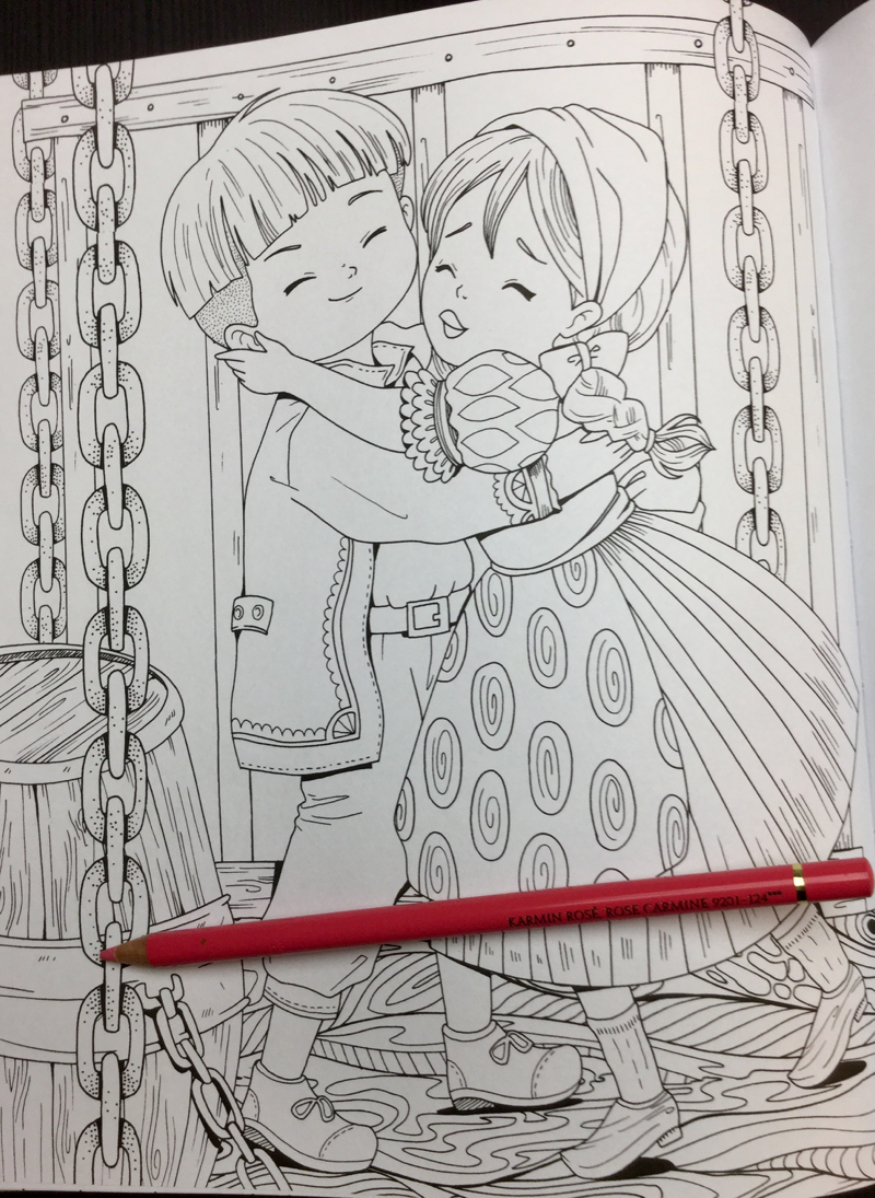 Hansel and Gretel: An Amazing Colouring Book Review | Coloring Queen