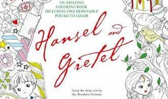 hansel and gretel 331x195 - 10 Coloring Books for Halloween Coloring