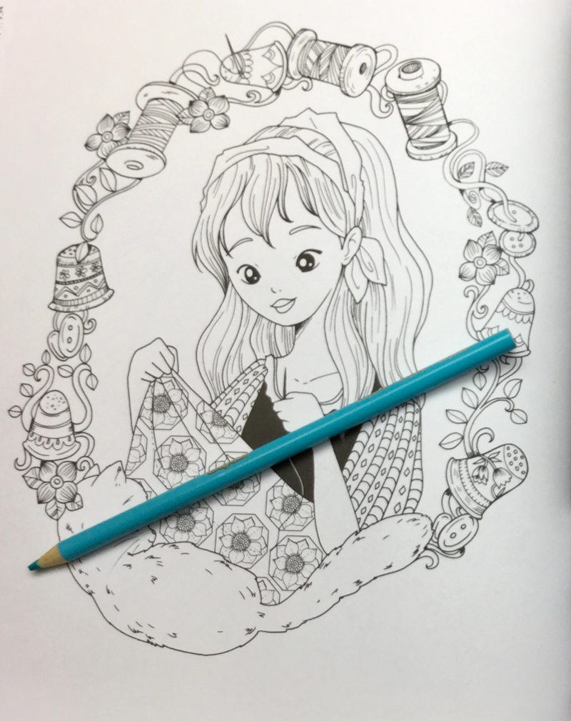 Cinderella amazing colouring book 29 - Cinderella:  An Amazing Coloring Book Review