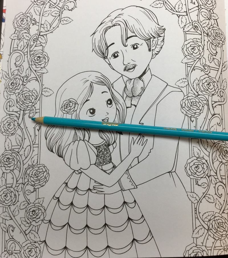 Cinderella amazing colouring book 34 - Cinderella:  An Amazing Coloring Book Review