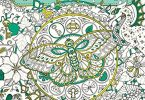 Ivy and the inky butterfly coloring book review 145x100 - Ivy and the Inky Butterfly Coloring Tutorials