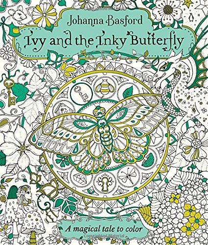 Ivy And The Inky Butterfly Coloring Tutorials