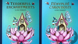 Tenderful Enchantments Coloring Book Review