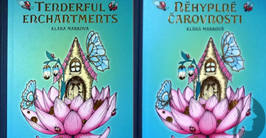 tenderful enchantments coloring book review 375x195 - Interview Wendy Martin & Natalie Zaman