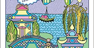 Blue Willow Coloring Book Story Review 375x195