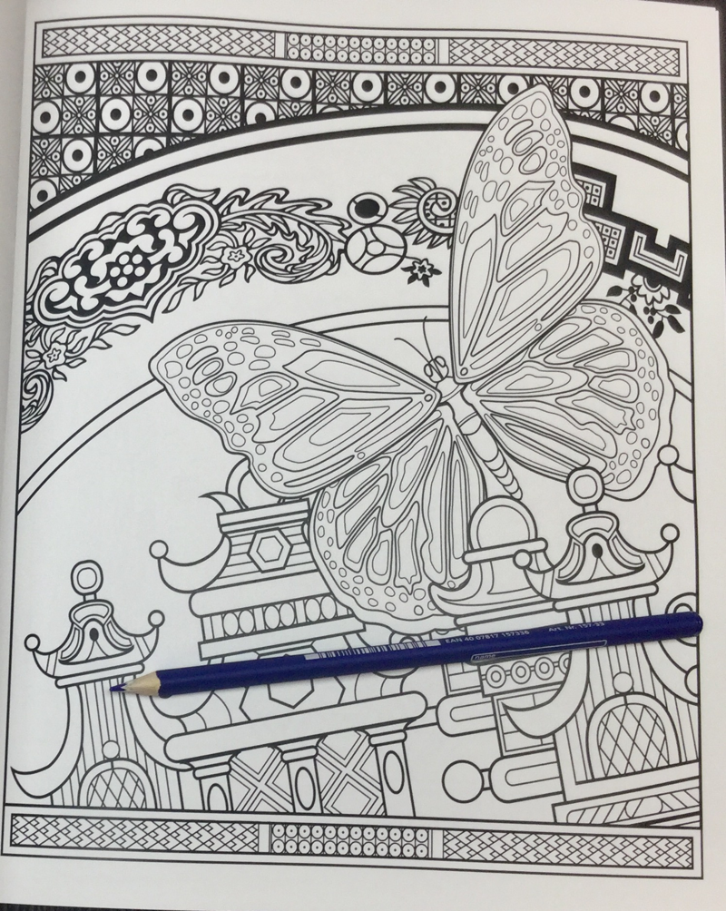 blue willow coloring book 36 - Blue Willow - A Coloring Book Story Coloring Book Review